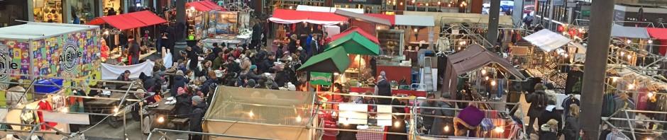 A Londra per mercatini parte 1